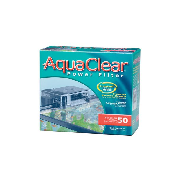 AquaClear 50 Hængefilter