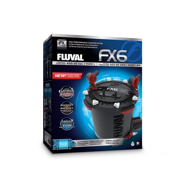 Fluval FX6 filter