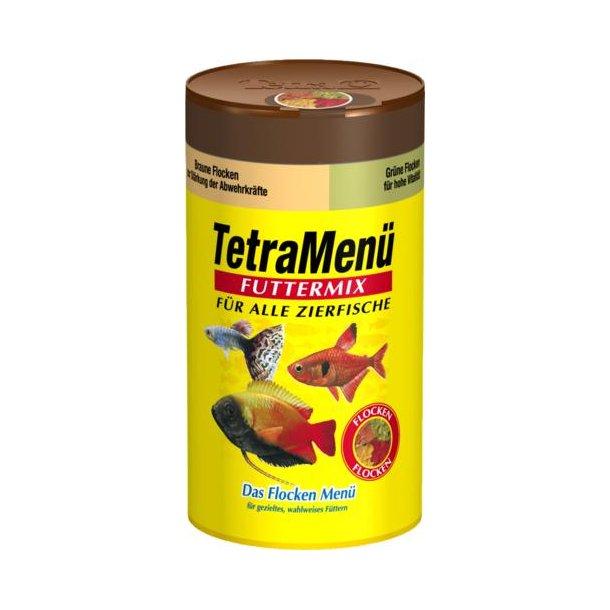 Tetra Menu Fodermix 250 ml