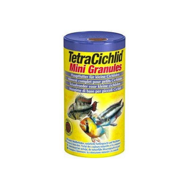 Tetra Cichlid mini granulat 250 ml