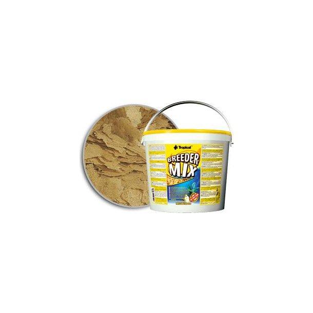 Tropical Breeder mix 11 Liter
